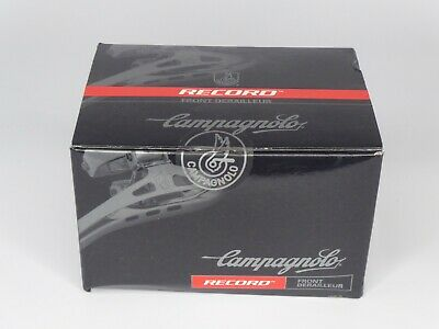 Campagnolo Record QS 2007 9/ 10sp Front Derailleur - 32mm Clamp On • 69.99£