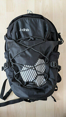 Dhb Slice 30L Rucksack Black - Used In Great Condition • 15£