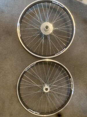 New Madspeed7 27.5 Wheelset With Cassete • 20£