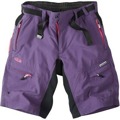 Madison Trail Ladies/womans Padded Mountain Bike, Riding, Cycling Baggy Shorts. • 39.99£