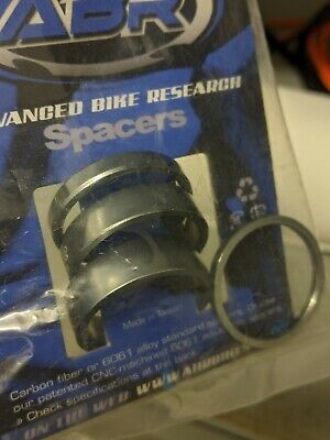 ABR Headset Alloy Spacers 28.8mm • 1£