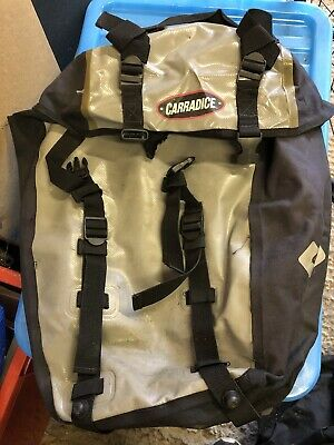 4 Carradice Carradry Waterproof Pannier Set Cycle Touring 20/40lt • 50£