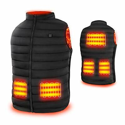 Heated Vest For Men And Women, USB Electric Heating Vests • 67.99£