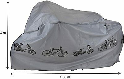 Universal Waterproof Bicycle/Bike/Cycle Cover To Protect From Rain/Dust/Snow  • 6.99£
