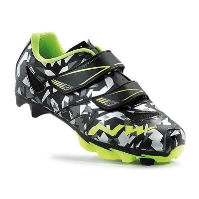 Northwave Kids Hammer MTB Cycling Shoe (UK 13 1 2 3 4 5 Junior Sizes) • 53.99£