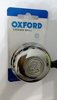 Traditional Vintage Oxford Bike Bicycle Cycle Loud Large Retro Ding Dong Bell • 6.25£