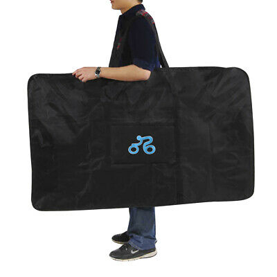 26-29 Inch Folding Bike Travel Bag Transport Bicycle Storage Carrying Case Pouch • 16.99£
