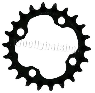 Shimano Deore FCM590 22t Inner Black 4 Arm Chainring • 8.79£