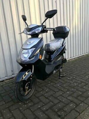 Electric Bike Scooter Moped UK Road Legal No Licence Tax Insurance Needed YW1  • 899.99£