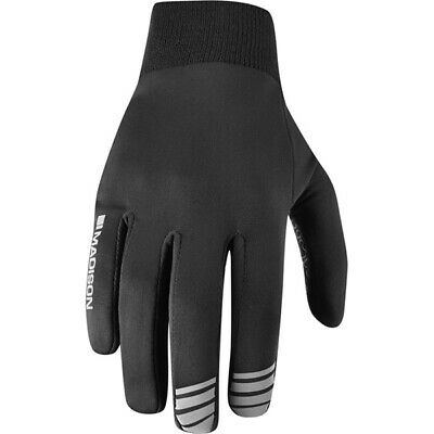 Madison Isoler Roubaix Thermal Cycling Gloves Reflective Warm • 14.99£