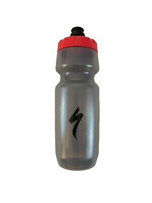 Specialized Big Mouth 24oz S-Logo Drink Water Bottle Grey • 7£