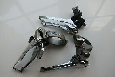 Shimano 105 And Deore Front Mechs • 15£