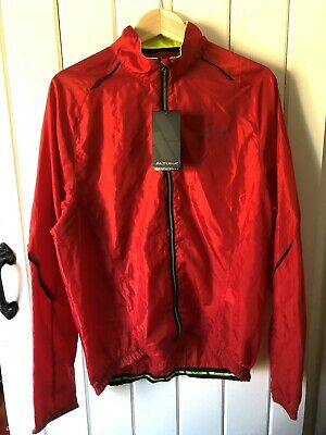 Altura Airstream Windproof Cycling Jacket – Large – Red. • 25£