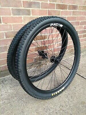 29er Wheelset. 29 Wheels. 100x15 / 135x10QR. • 120£