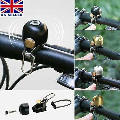 BELL Bicycle Mountain Bike Copper Bell High Quality Loudly Speaker New • 5.41£