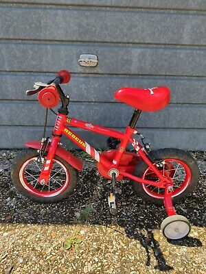 Child's First Bicycle With Stabilisers • 6£