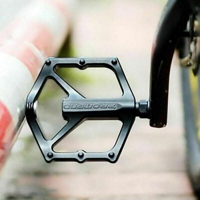 Mountain Bike Aluminium Alloy Bearing Pedals BMX Road MTB Street Bicycle Cycling • 10.99£