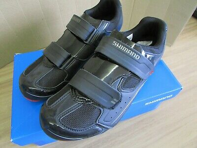 NEW SHIMANO SIZE 44 SH R065L CYCLING SHOES SPD-SL, SPD Etc. • 49.99£
