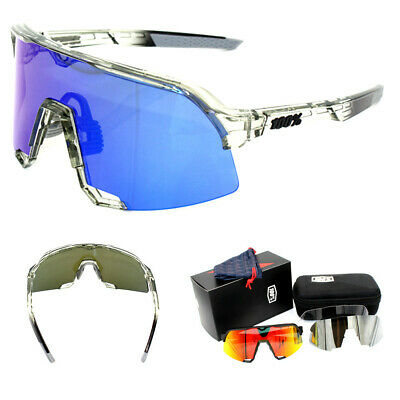 100% S3 Craft Cycling Goggles Sport Ski Sun Glasses Personality Windproof • 15.87£