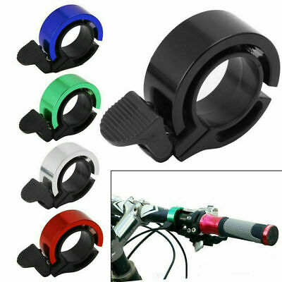 Bicycle Bell Aluminum Alloy Bike Bell MTB Handlebar Alarm Ring Invisible Q Bell • 3.45£