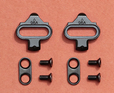 WELLGO SPD Cleat Set 98A  -  Compatible With Shimano FREE POSTAGE • 5.49£