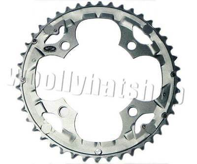 CHAINRING 44T Shimano DEORE FCM590 Outer GREY  • 19.99£