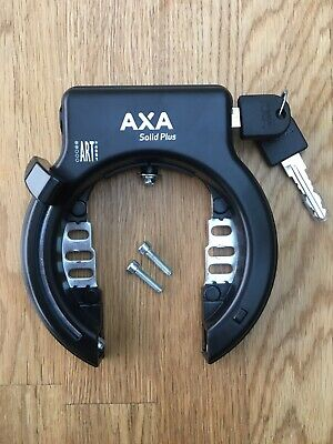 AXA Solid Plus Frame Lock For Bike  • 15.99£