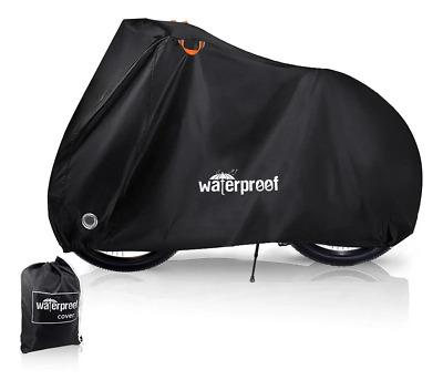 Waterproof Outdoor Heavy Duty Anti UV Rain Dust Bicycle Mountain Bike Cover Bag • 12.99£