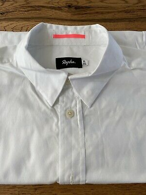 Rapha White City Shirt Xl  • 12£