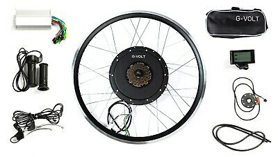 Ebike Wheel 1000W Conversion Kit 36V Or 48V With LCD Screen, Rear Wheel 30MPH!!! • 199.99£