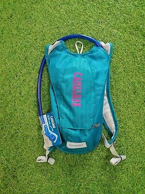 Camelbak Charm 1.5L, Hydration Pack, Teal Pink • 25£