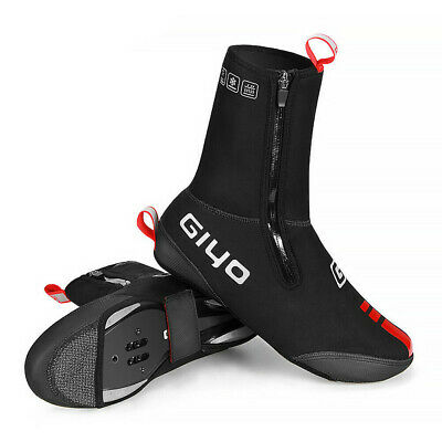 Waterproof Cycling Bike Overshoes Windproof Shoe Cover Thermal Winter Warm S-2XL • 15.99£