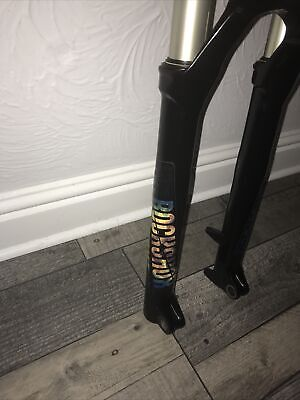 Rockshox Sektor Forks 27.5 RL Gold Non Boost Great Condition Bike Downhill 150mm • 105£