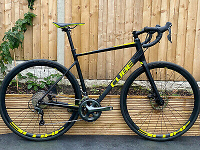 2019 Cube Attain Race Disc Road Bike *Excellent Condition, Ridden Twice!*  • 749£
