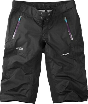 Madison Tempest Womens 3/4 Waterproof Baggy Cycling Shorts. MTB. RRP £59.99 • 29.99£