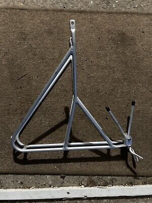 TORTEC Velocity Hybrid Rear Rack - Pannier Rack For Touring And Bike Packing. • 8.10£