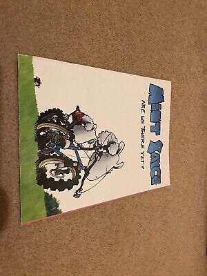 MBUK MINT SAUCE Supplement Are We There Yet • 5.50£