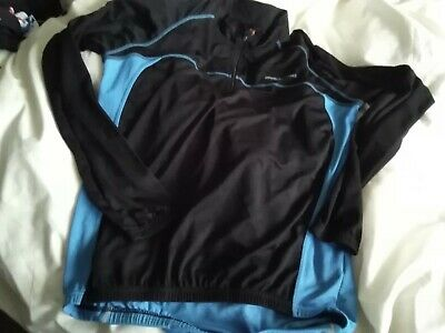 Mens Cycling Top, Size L, Muddy Fox, Excellent Used Condition • 9.99£