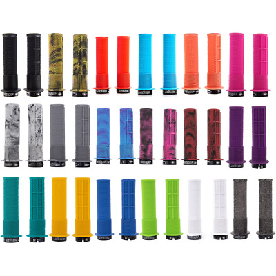 DMR Death Grip Flange Grips - Soft Brendog MTB Mountain Bike Downhill Enduro New • 16.99£