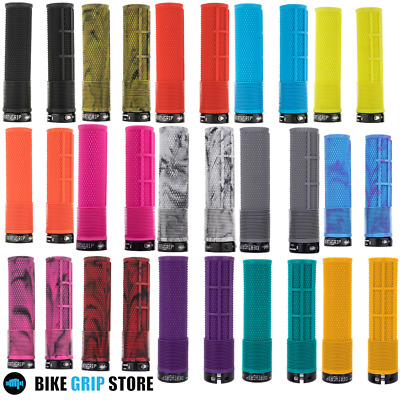 DMR Death Grip Flangeless Grips - Soft Brendog MTB Mountain Bike Downhill DH New • 16.99£