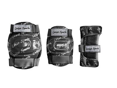 Kids Knee Pads Elbow Pads And Wrist Pads For Skating Cycling And Scooting • 8.99£