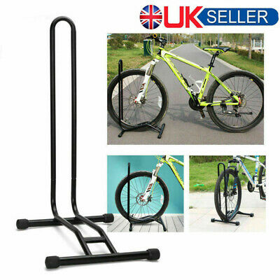 MTB Bike Floor Stand Storage Display Rack Work Repair Parking Bicycle Cycle • 19.59£