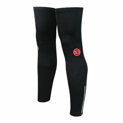 Sundried Cycling Leg Warmers Thermal Sleeves For Cycling Best For Winter Bicycle • 16£