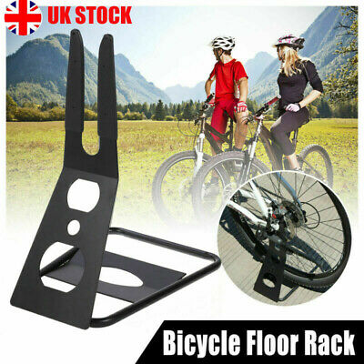 Bicycle Floor Parking Rack Portable Bike Mountain Cycling Repair Display Stand E • 15.29£