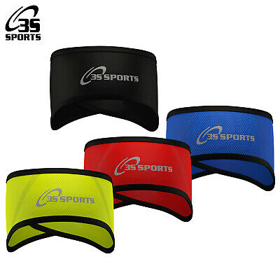 Cycling Headband Ear Warmer Thermal Windproof Running Head Band Once Size 3S New • 3.99£