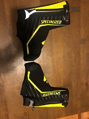 Specialized Deflect Pro Shoe Covers Overshoes Size Large EU 42-43. • 20£