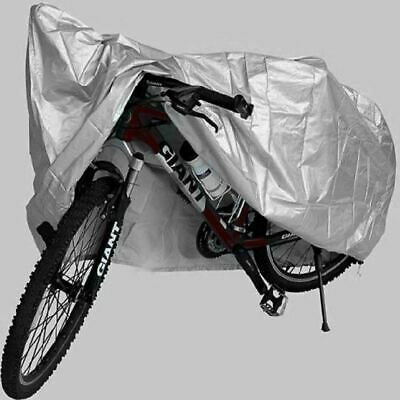 Bike Bicycle Universal Cover Waterproof UV Weather Rust Resistant 200cm X 100cm • 5.99£