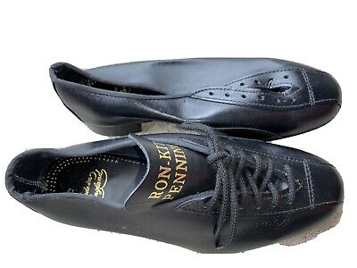 Ron Kitching Cycle Touring Shoes Size 5 Made In England Upper Leather. • 20£