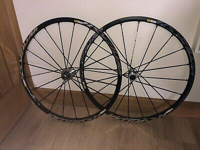Mavic Ksyrium Pro Disc Road Wheels 700c • 92£