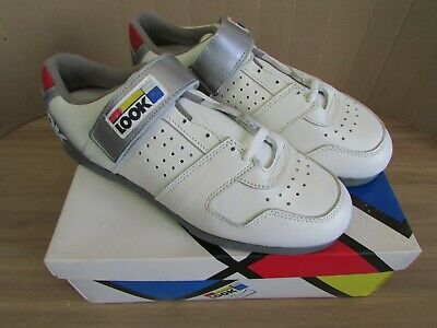 Nos Rare Look Cycling Shoes Boxed Size  Uk 7.5   Euro 42 Boxed • 59.99£